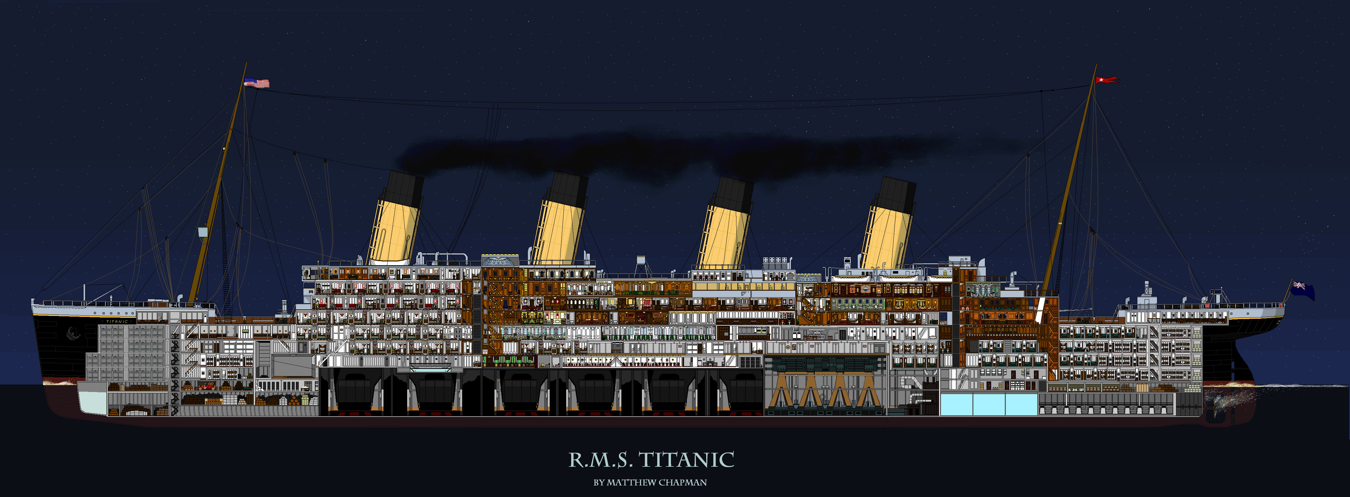 facts about the Titanic | The Cheshire Library Blog