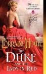duke lady in red