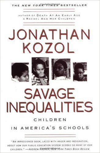 an analysis of schools in urban and suburban america in savage inequalities by jonathan kozol Chicago urban school v the suburbs 13  high schools (kozol p65) 15  jonathan kozol - 'savage inequalities' 'death at an early age' 'ordinary resurrections'.