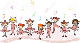 8906452-Illustration-of-Children-Practicing-Ballet-Stock-Illustration-cartoon