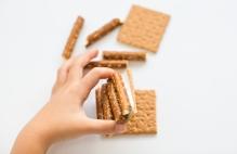 5-pretzel-log-graham-cracker-gingerbread-house