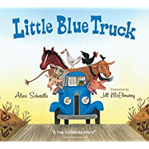 Little Blue Truck by Alice Schertle