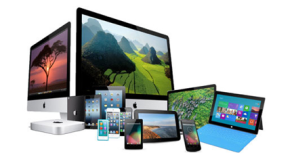 various computers and electronic devices